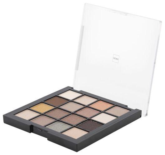 oogschaduw palette nude - 11218508 - HEMA