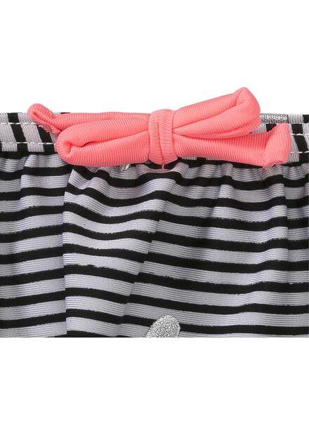 baby zwembroek zwart/wit zwart/wit - 1000004905 - HEMA