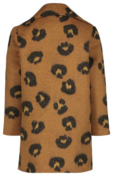 kinderjas bruin bruin - 1000020122 - HEMA