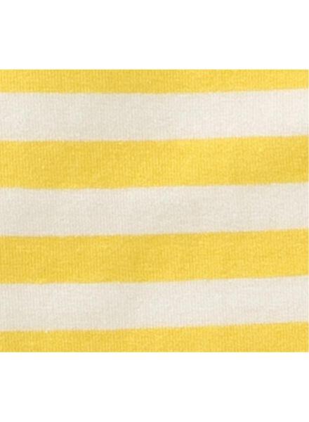 2-pak kinderleggings geel geel - 1000014913 - HEMA