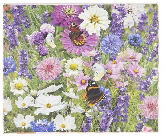 bloemenzaadbom kit vlinders - 41810093 - HEMA