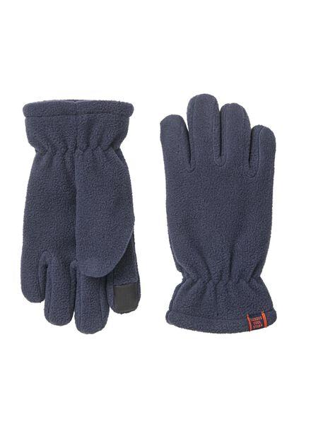 kinderhandschoenen blauw blauw - 1000009910 - HEMA