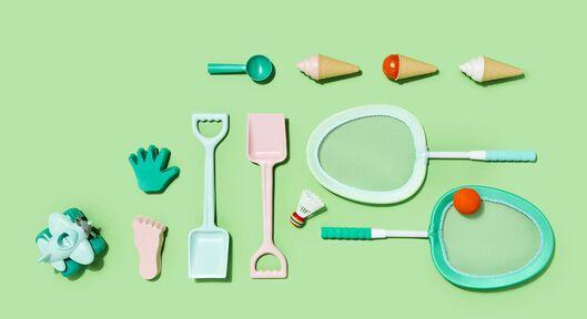 zandvormpjes ijsjes - bioplastic - 15810045 - HEMA
