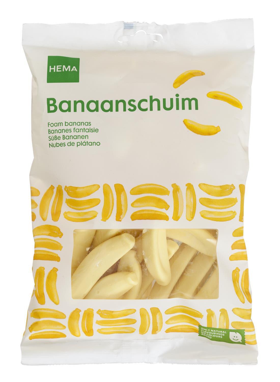 HEMA Banaanschuim