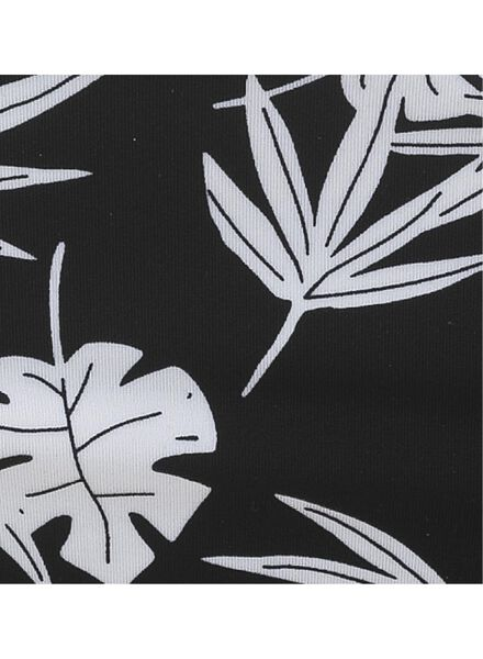 dames bikinislip zwart/wit zwart/wit - 1000011794 - HEMA