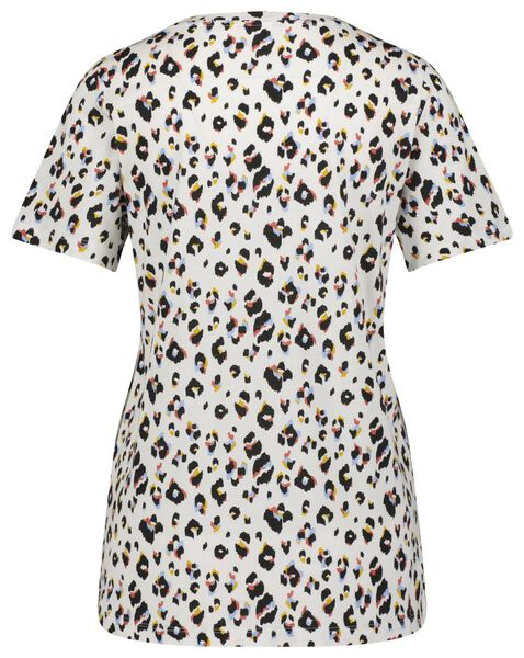 dames t-shirtanimal wi wi - 1000023975 - HEMA