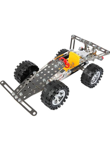 metalen constructieset auto - 15190312 - HEMA