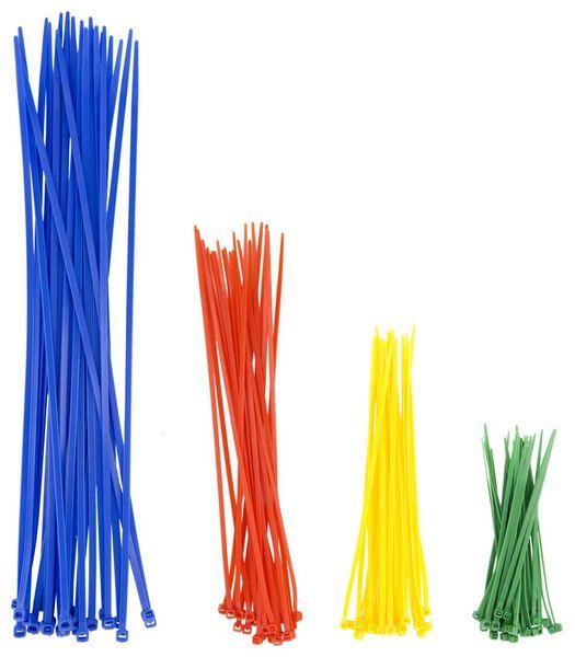 Kabelbinders 100 stuks