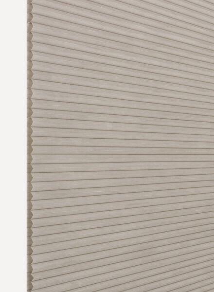 plissé dubbel lichtdoorlatend / gekleurde achterzijde 32 mm - 7430064 - HEMA