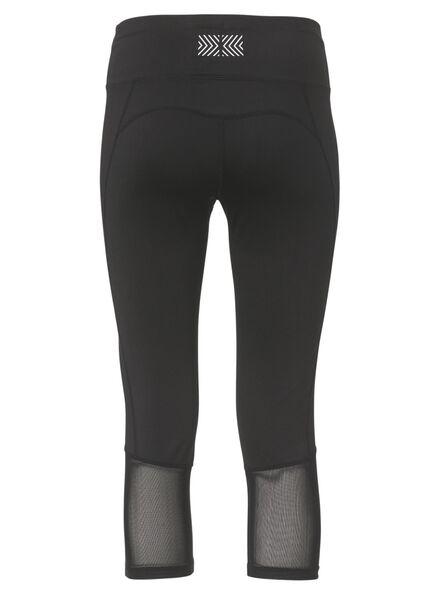 dames hardlooplegging zwart zwart - 1000010397 - HEMA