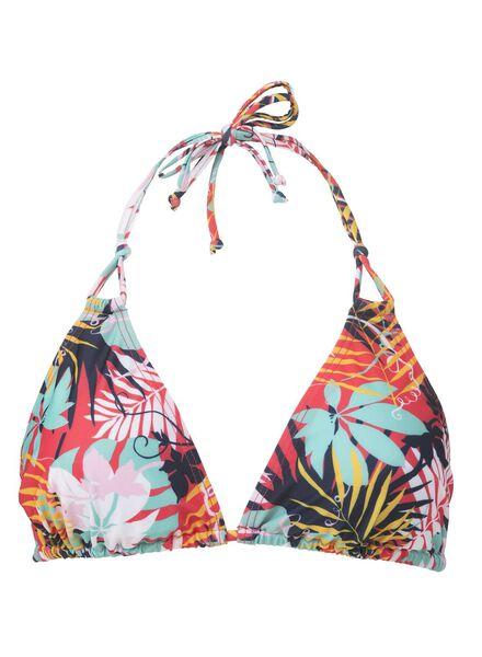 dames bikinitop multicolor multicolor - 1000013364 - HEMA