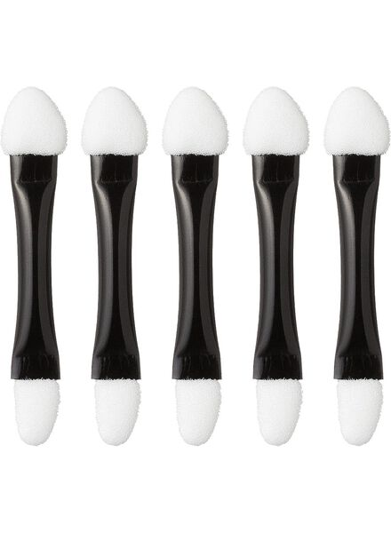duo eyeshadow applicators (5pcs) - 11200533 - HEMA