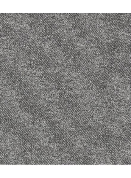 herenpolo - biologisch katoen grijsmelange grijsmelange - 1000005813 - HEMA
