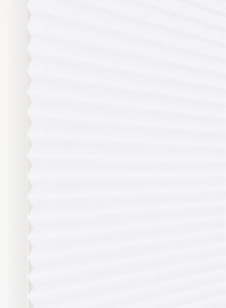 plisségordijn structuur transparant 20 mm - 7430042 - HEMA