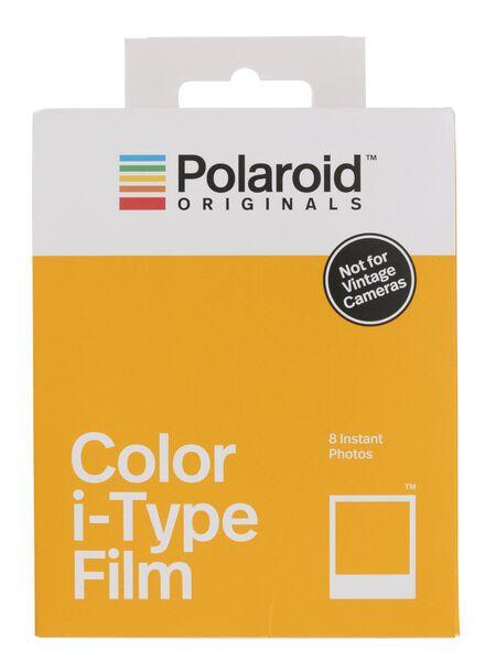 8-pak Polaroid film color voor  i-Type camera - 61100011 - HEMA