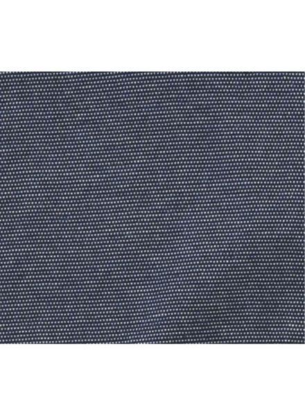 herenpolo donkerblauw - 1000008002 - HEMA