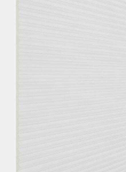 plissé dubbel lichtdoorlatend / witte achterzijde 32 mm - 7430056 - HEMA
