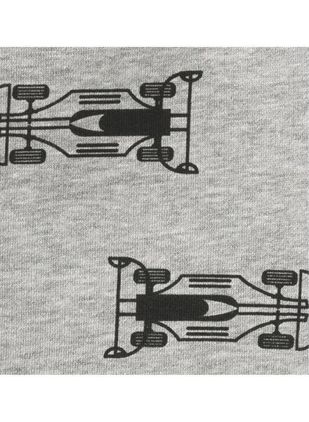 kindersweater grijsmelange grijsmelange - 1000011212 - HEMA