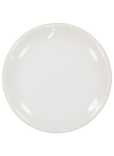 ontbijtbord - 20.5 cm - Amsterdam - wit - 9670009 - HEMA