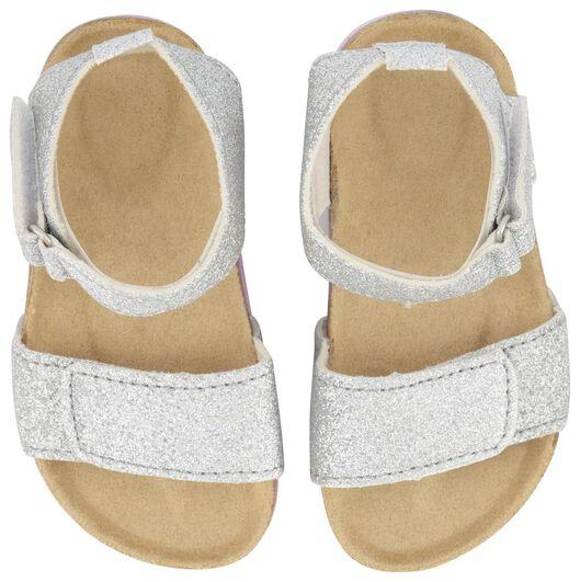 baby sandalen roze - 1000012226 - HEMA