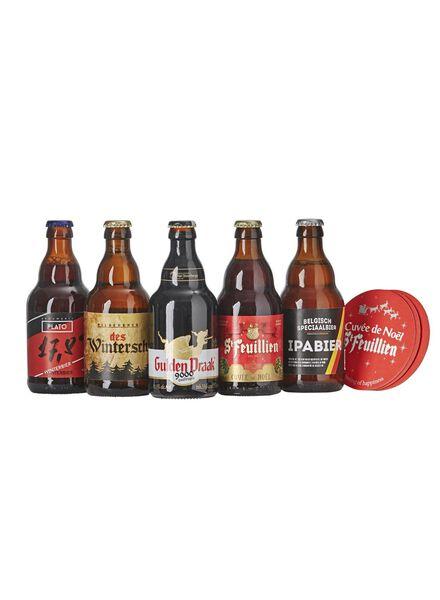 kist met speciaalbieren - 17400018 - HEMA