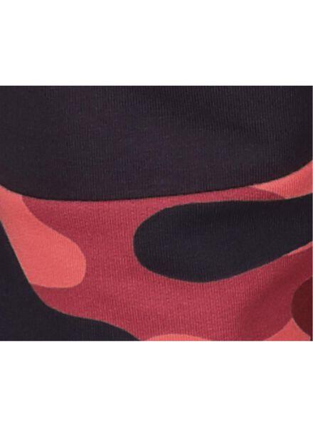 kinder sweatbroek - Bananas&Bananas rood rood - 1000016529 - HEMA