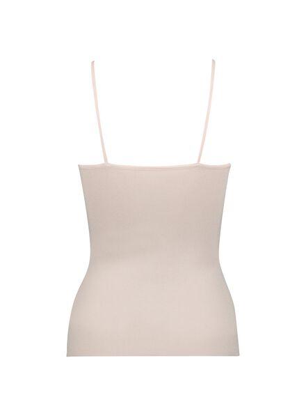 dameshemd naadloos micro roze roze - 1000013645 - HEMA