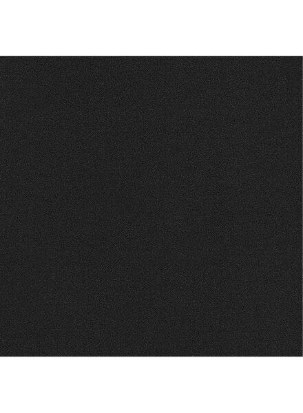 damesjurk zwart zwart - 1000010700 - HEMA