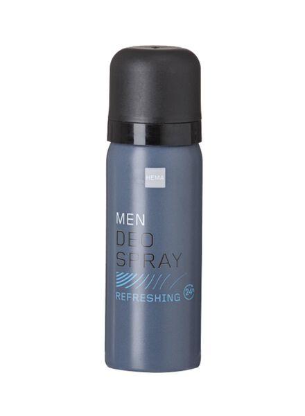 mini deodorant spray - 11722041 - HEMA