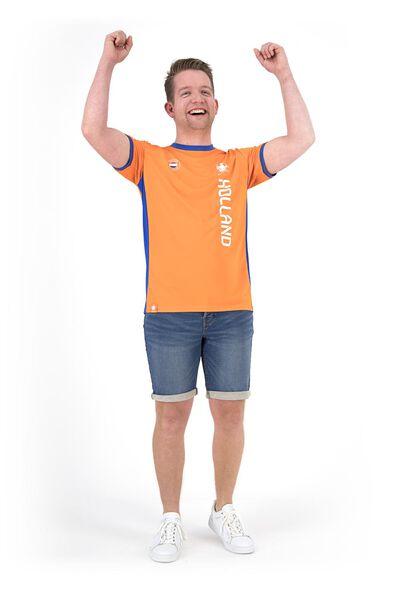 t-shirt EK Nederland oranje oranje - 1000019427 - HEMA