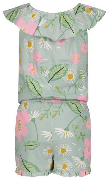 kinder jumpsuit roze roze - 1000019641 - HEMA
