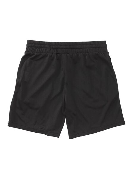 kinder sportbroek zwart zwart - 1000008385 - HEMA