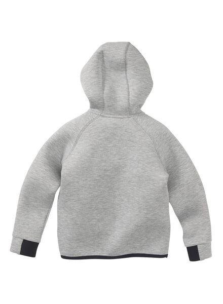 kindervest grijs grijs - 1000008575 - HEMA