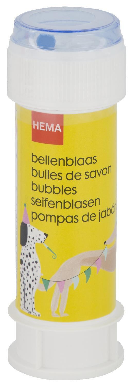 HEMA Bellenblaas Feestbeesten 60ml