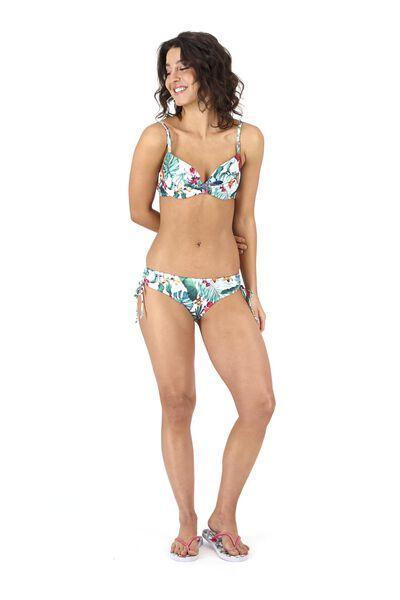 dames bikinislip groen groen - 1000017887 - HEMA