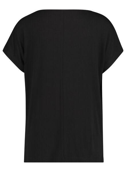 dames top zwart zwart - 1000014846 - HEMA
