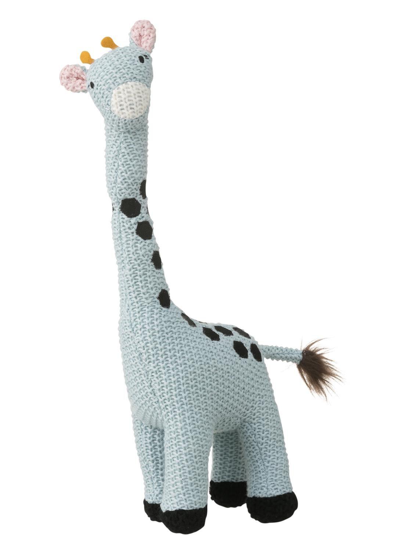 HEMA Knuffel Giraffe (aqua)
