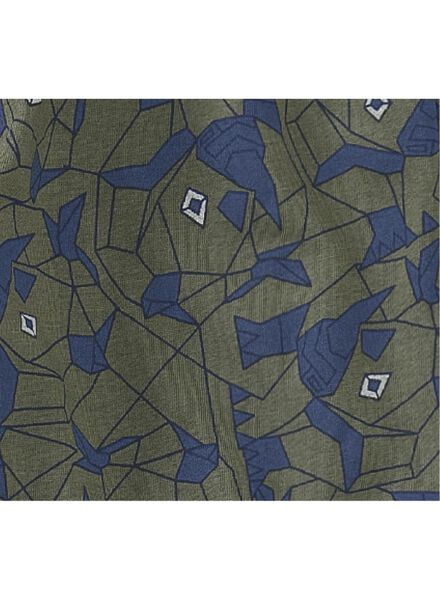 kinderpyjama grijsmelange grijsmelange - 1000002749 - HEMA