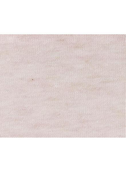 damesstring second skin katoen roze roze - 1000009403 - HEMA