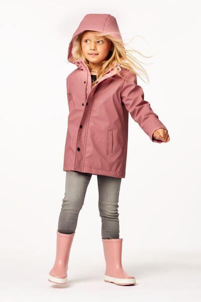 kinderjas roze roze - 1000024399 - HEMA