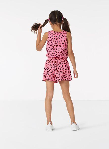 kindershort roze roze - 1000013415 - HEMA