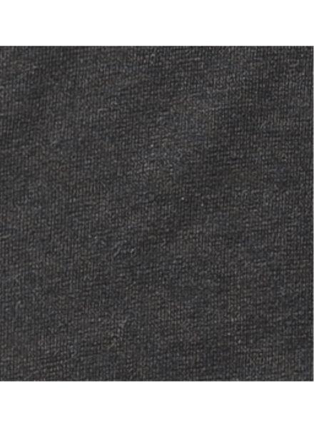 Thermo broek lang zwart zwart - 1000006902 - HEMA
