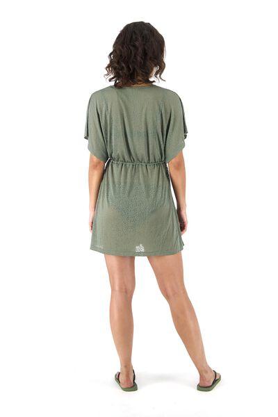 strandtuniek groen groen - 1000018518 - HEMA