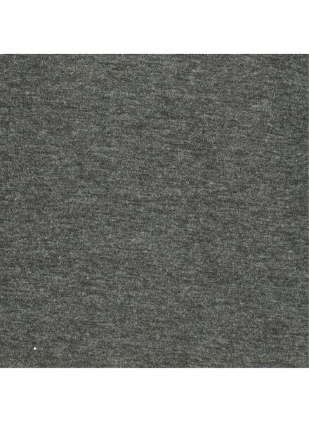 damesjurk grijsmelange XL - 36376245 - HEMA