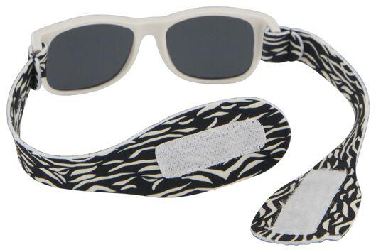 babyzonnebril zebra - 33214820 - HEMA