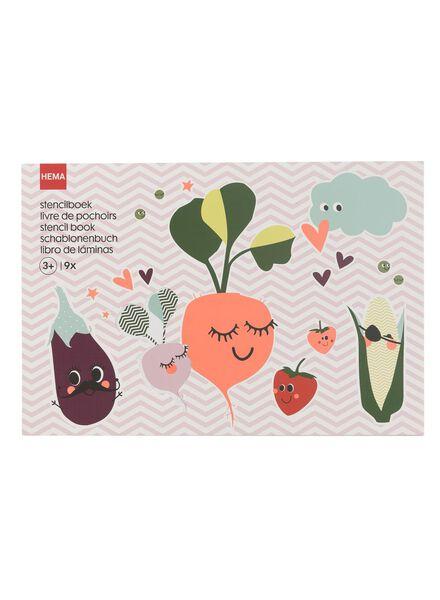 stencilboek - 15990214 - HEMA
