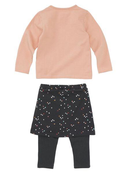 newborn set roze roze - 1000011831 - HEMA
