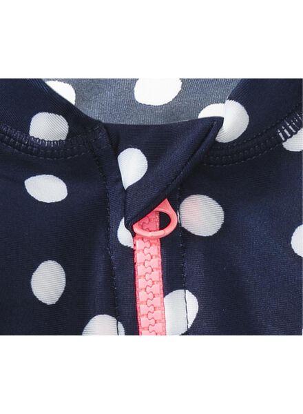 baby zwempak UV beschermend donkerblauw donkerblauw - 1000004900 - HEMA