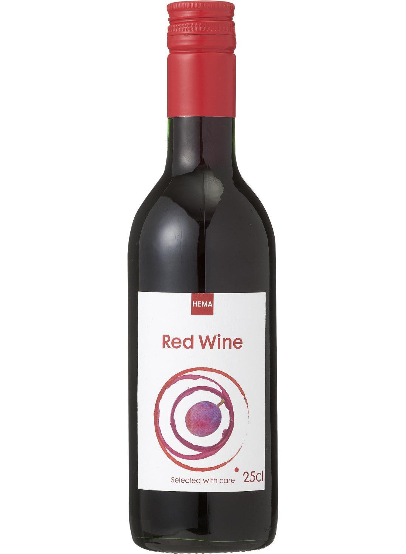 Huiswijn Huiswijn Rood - 0,25L