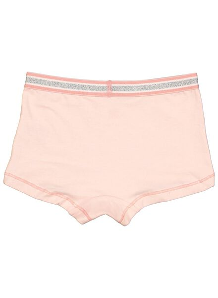 3-pak kinderboxers roze roze - 1000014610 - HEMA
